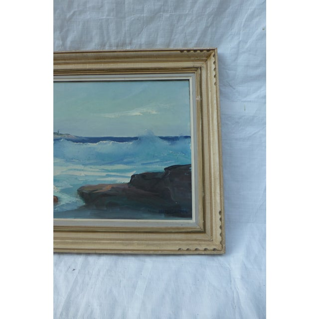 M. F. Musgrave Rockport Painting - Image 5 of 8
