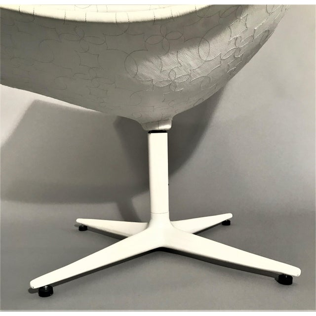2010s Y's Mickey Swivel Chair For Sale - Image 5 of 7