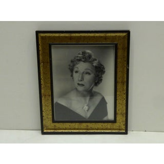 Circa 1930 Vintage Black & White Signed Photograph Preview