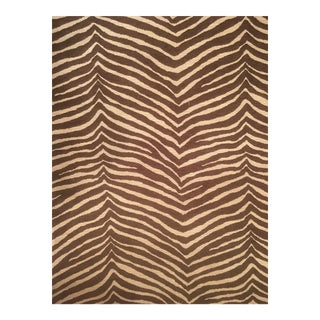 """Pelt Zebra"" by Fabricut Fabric by the Yard For Sale"