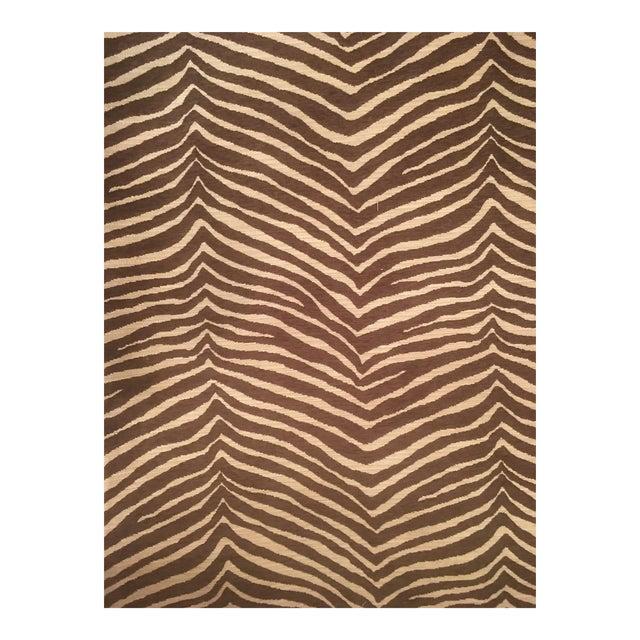 """Pelt Zebra"" by Fabricut Fabric by the Yard For Sale"