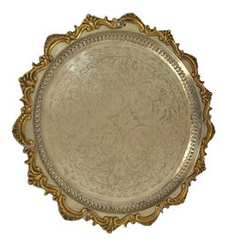 Image of Moorish Serving Dishes and Pieces