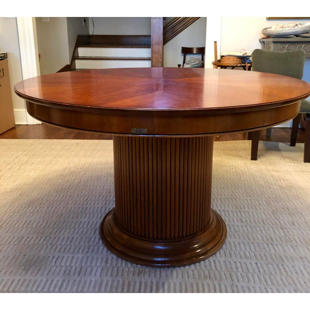 Traditional Grange Cherry Wood Dining Table