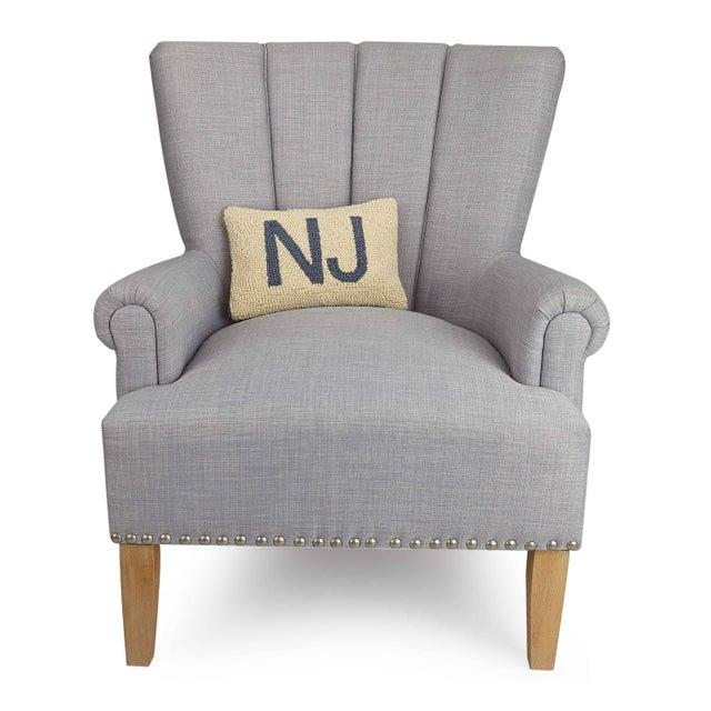 New Jersey Hook Pillow