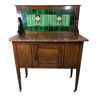 1904 Liberty and Co Washstand For Sale