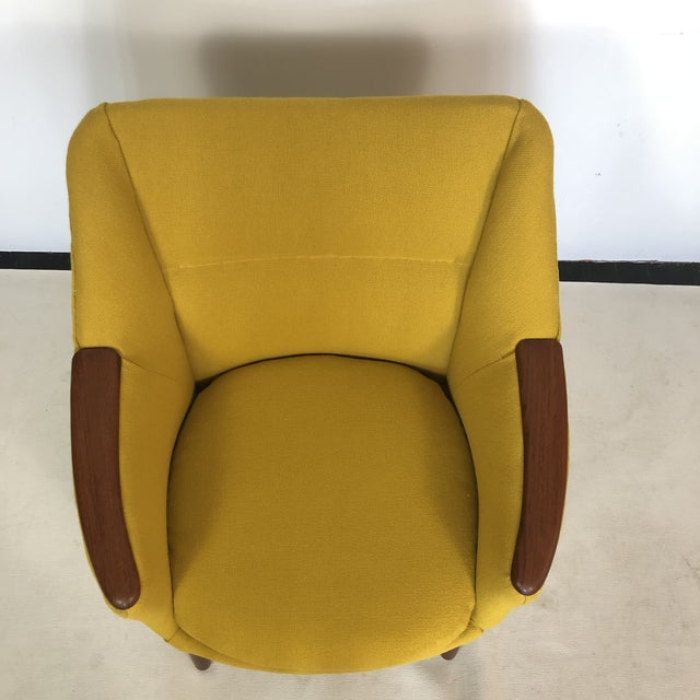 Kurt Orstervig for Rolschau Mobelfabrik Lounge Chair For Sale In San Antonio - Image 6 of 12