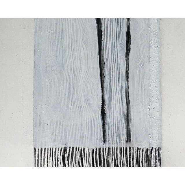 """Abstract Fieroza Doorsen """"Untitled 2012"""", Painting For Sale - Image 3 of 4"""