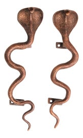 Image of Bronze Handle, Knob, and Lever Rosettes