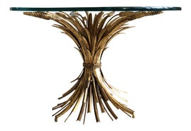 Image of Gold Side Tables