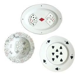 Image of Black Decorative Plates