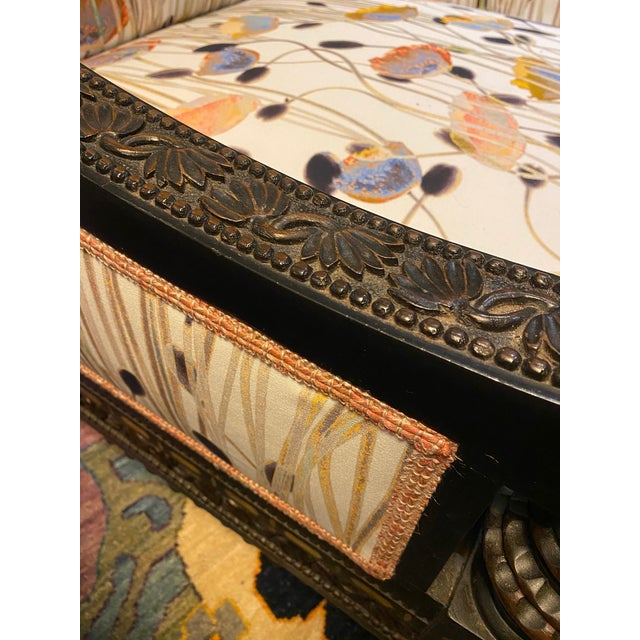 19th Century Mother of Pearl Inlay Chairs - a Pair For Sale In New York - Image 6 of 12