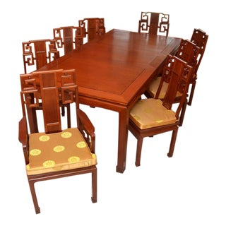 George Zee Dining Table & Chairs