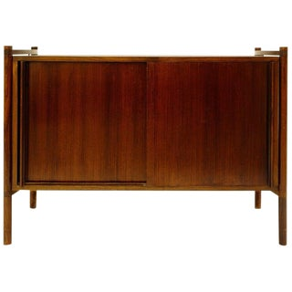 "Pair of Hizori Fukuoh"" Archimede"" Cabinets for Gavina, 1961 For Sale"