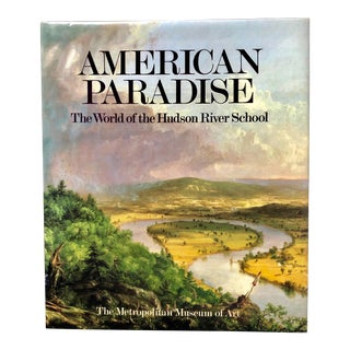 """""""American Paradise-The World of the Hudson River School""""-Art Book For Sale"""