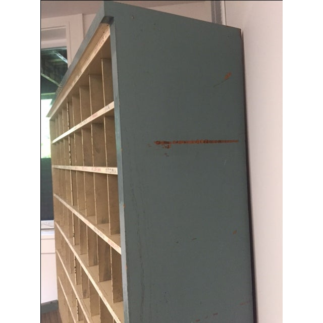 Vintage Postal Cabinet - Image 10 of 11