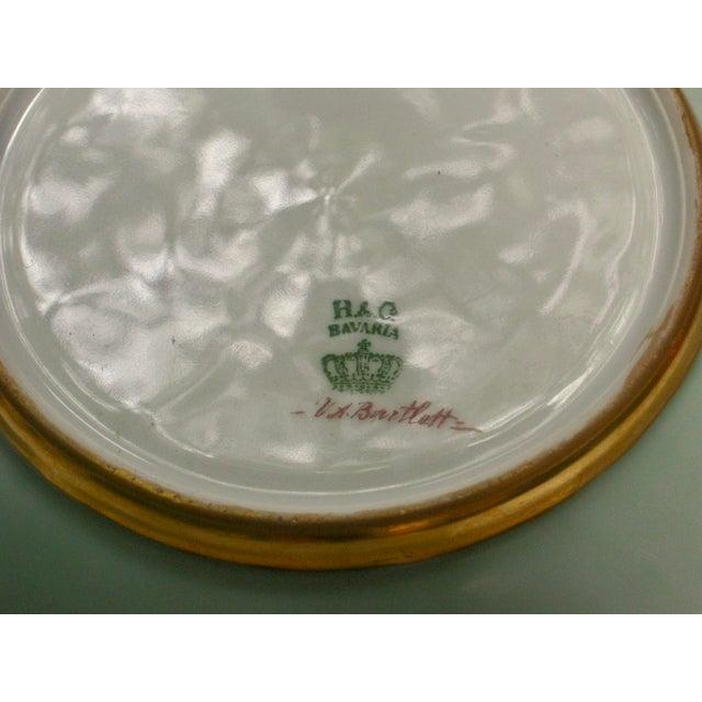 Antique Bavarian Lush Grape Bowl For Sale - Image 5 of 6