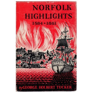 Norfolk Highlights: 1584-1881 For Sale