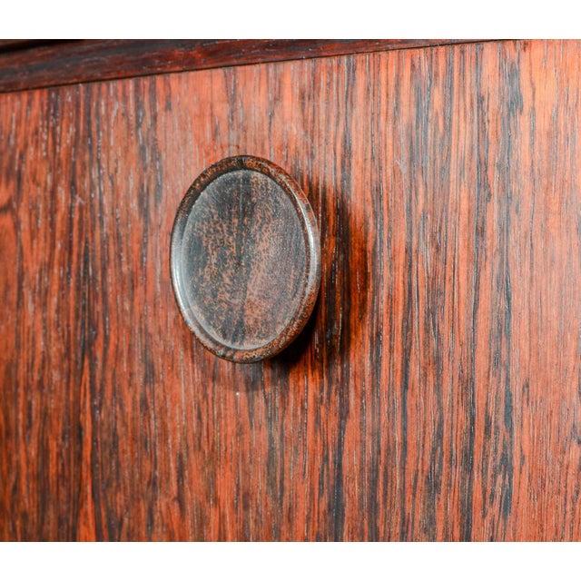 Elegant Mid-Century Dutch Design Rosewood Bar Cabinet for Fristho Franeker, 1960s For Sale - Image 11 of 13