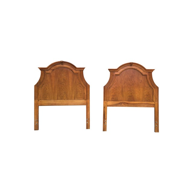 Lexington Twin Headboards - A Pair - Image 1 of 10
