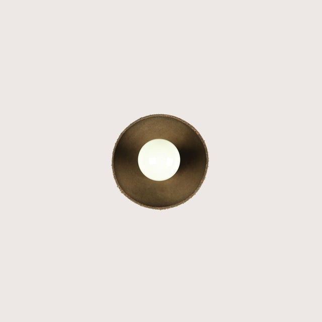 Emmet Sconce Small by Pax Lighting For Sale - Image 6 of 7