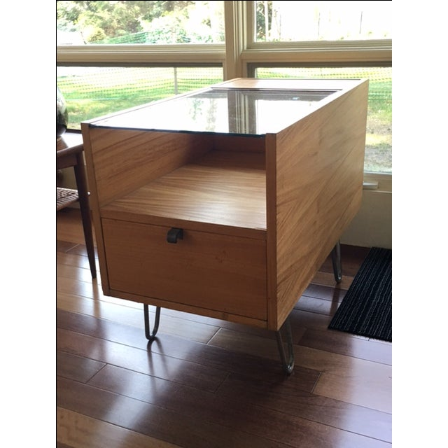 George Nelson Hairpin Side Table - Image 3 of 5