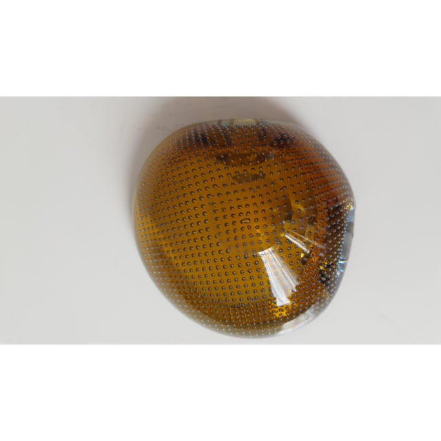 Murano Glass Nautilus Bullicante Shell - Image 7 of 7