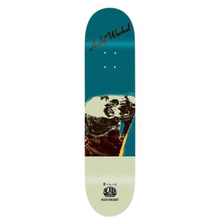 Andy Warhol Skull Skateboard Deck For Sale