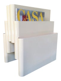 Image of Mid-Century Modern Magazine Racks