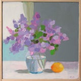 Image of Lilac and Lemon by Anne Carrozza Remick For Sale