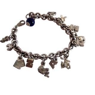 Vintage NYC Charm Bracelet