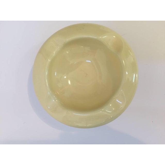 Art Deco Art Deco Ceramic Ashtrays For Sale - Image 3 of 12