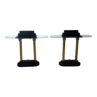 George Kovacs Mid-Century Lamps - A Pair