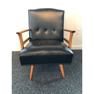 Mid-Century Atomic Age Chair Preview
