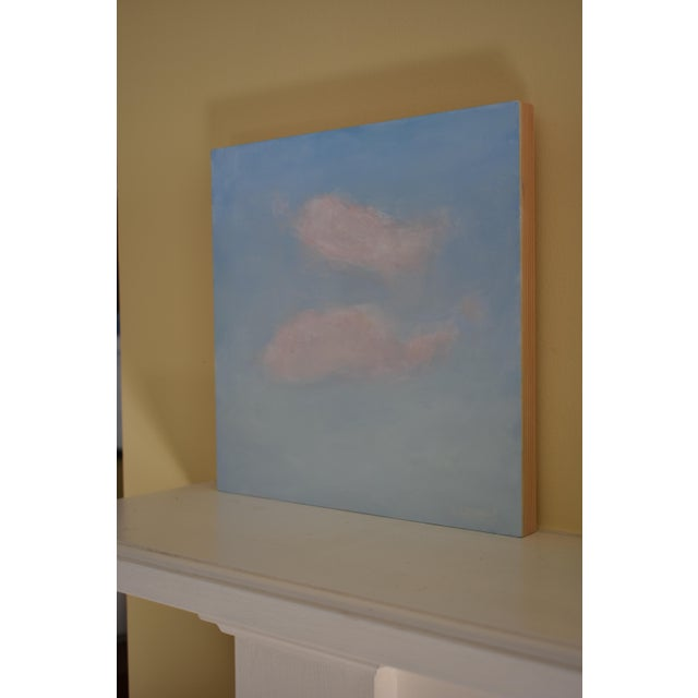 Cloud Study 'Dance' Contemporary Painting by Stephen Remick For Sale In Providence - Image 6 of 8