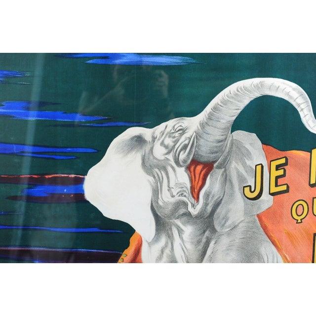 Je Ne Fume Que Le Nil-Original 20s Elephant Poster - Image 5 of 9