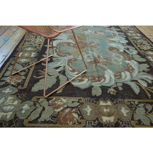"Vintage Turkish Kilim Carpet - 6' x 8'9"" - Image 3 of 6"