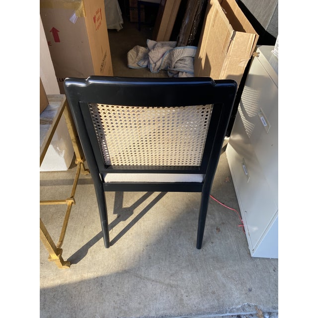 Bungalow 5 Mid-Century Arm Chair For Sale - Image 4 of 7
