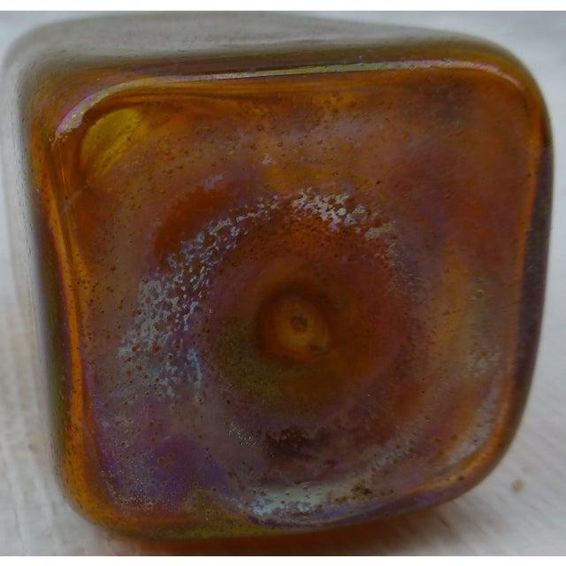 Vintage Studio Glass Bud Vase - Image 6 of 7