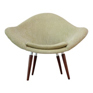 Miroslav Navratil 'Lotus' Lounge Chair For Sale