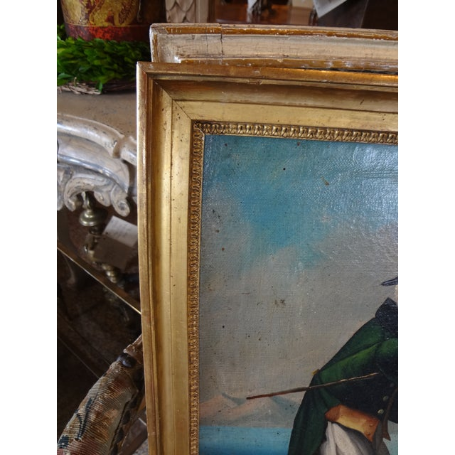 19th Century Italian Painting For Sale In New Orleans - Image 6 of 11