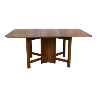 Paul Frankl Dining Table 107a For Sale