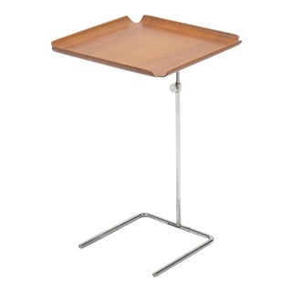 George Nelson Adjustable Tray Table by Herman Miller For Sale
