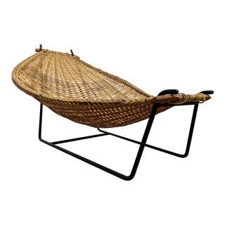 "John Risley ""Duyan"" Lounge Chair For Sale"