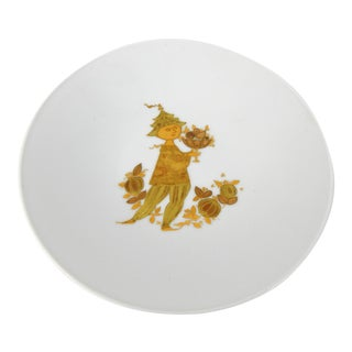 Bjørn Wiinblad Romanze Rosenthal Plate For Sale