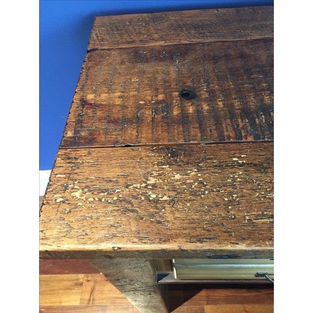 Reclaimed Wood Sideboard - Image 3 of 4
