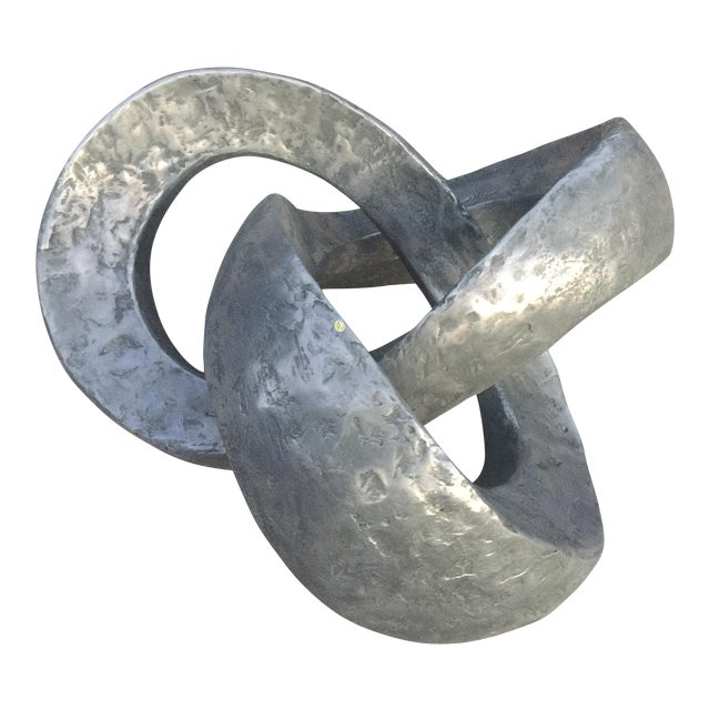 Möbius Knot Table Base For Sale