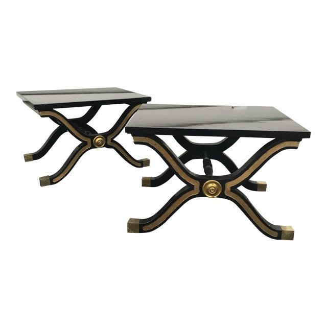 "Dorothy Draper 'Espana"" Tables, a Pair For Sale"