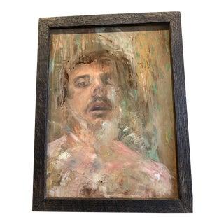 Nicholas Nadja Self Portrait at 25 Painting For Sale