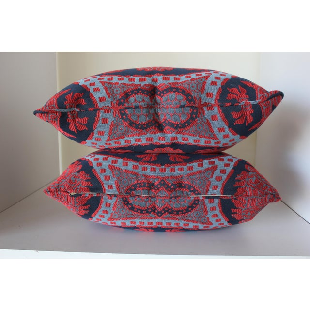 Asian Robert Allen Asian Pup Pillows - Set of 2 For Sale - Image 3 of 4