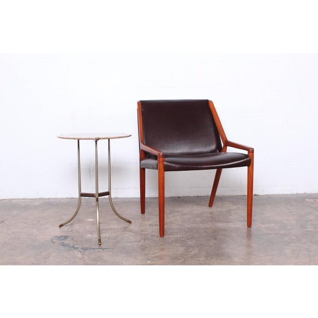 Lounge Chair by Ejner Larsen and Axel Bender Madsen for Willy Beck - Image 8 of 10